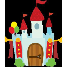 Sticker chevalier château