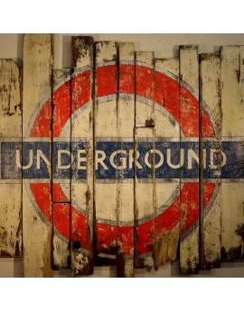 Tableau Londres Underground