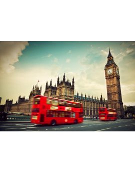 Tableau Londres Big Ben