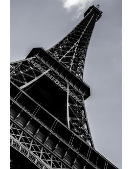 Tableau Paris Tour Eiffel