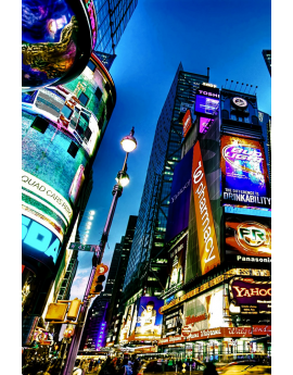 Tableau New York City Times Square
