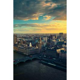Tableau Londres Big Ben