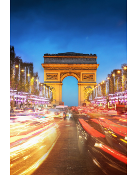 Tableau Paris Arc de Triomphe