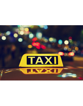 Tableau New York City Taxi