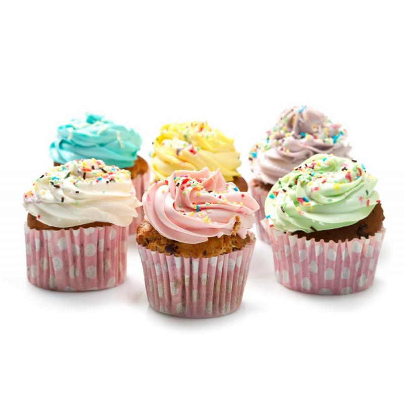 Tableau cuisine g teau cupcake color stickers for Simuler une cuisine