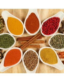 Tableau Cuisine Herbes et Épices