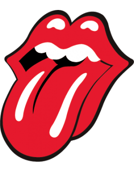 Sticker Londres The Rolling Stones