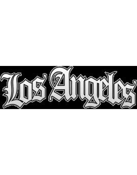 Sticker Amérique ville de Los Angele