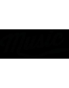 """Sticker """"Music"""""""