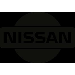 Stickers logo nissan 4X4