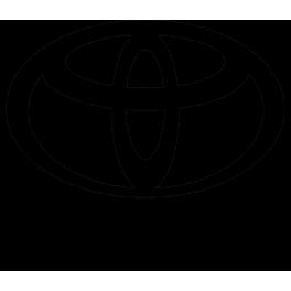 Stickers logo toyota 4X4