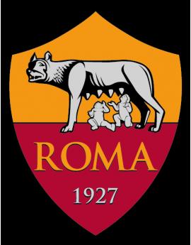 Stickers logo foot roma Italie