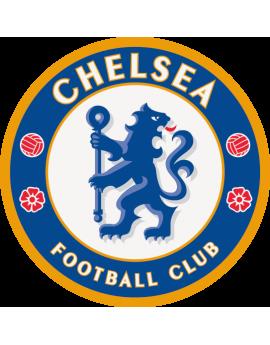 Stickers logo foot club chelsea