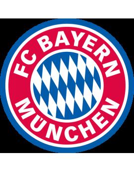 Stickers logo foot fc Bayern de munich