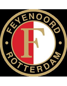 Stickers logo foot Feyenoord Rotterdam