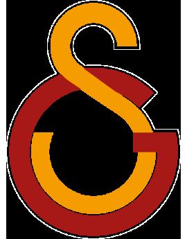 Stickers logo foot Galatasaray
