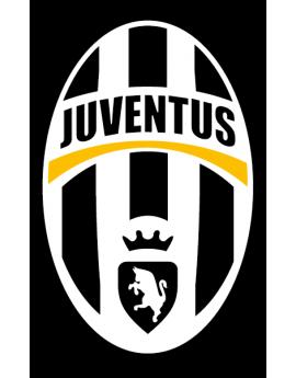 Stickers logo foot Juventus de turin