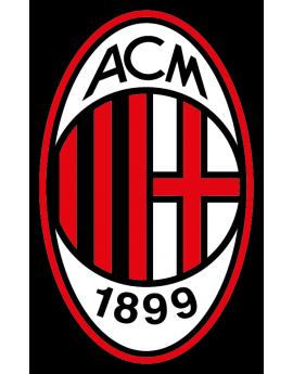 Stickers logo foot  Milan AC