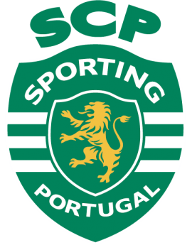 Stickers logo foot  Sprting Portugal