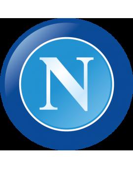 Stickers logo foot  SSC Napoli