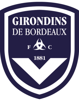 Stickers logo foot  FC Girondins de Bordeaux