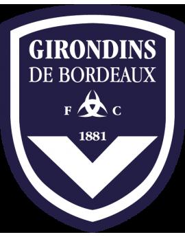 Stickers logo foot  FC Girondins de Bordeaux