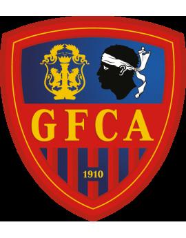 Stickers logo foot Gazélec Ajaccio