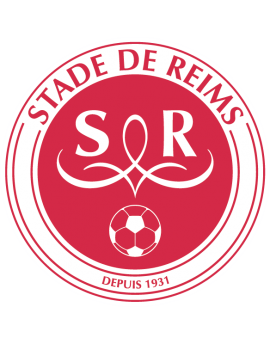 Stickers logo foot stade de Reims