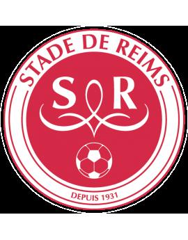 Stickers logo foot stade de Reims