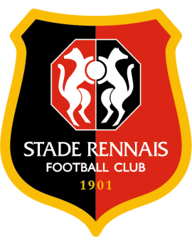 Stickers logo foot  Stade Rennais FC