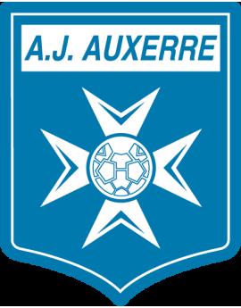 Stickers logo foot  AJ Auxerre