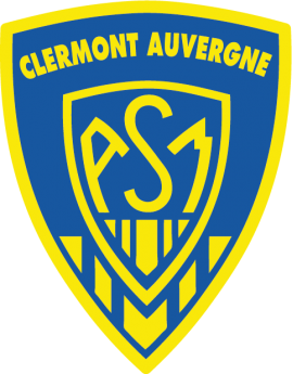 Stickers logo rugby Clermont Auvergne