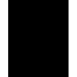 Stickers indien sur cheval avec arc et flèches