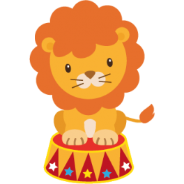 http://www.color-stickers.com/2405-large_default/stickers-baba-lion-cirque.jpg Circus Animals Png
