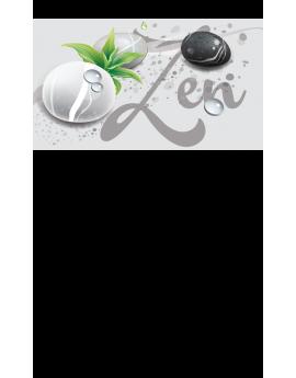 Stickers  galet Zen