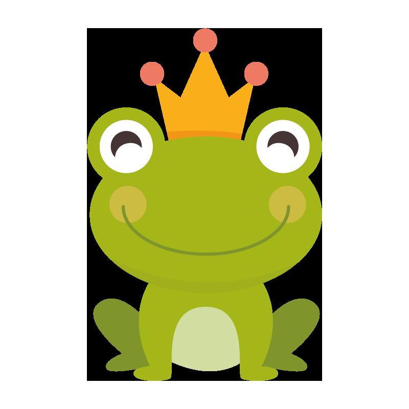 stickers grenouille enfant couronne color stickers cute frog clipart free cute frog clip art free