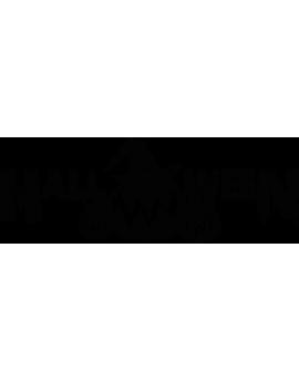 Stickers halloween citrouille