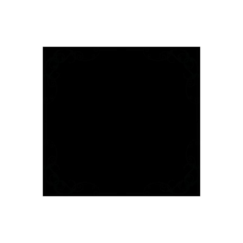stickers arabesque cadre encadrement color stickers. Black Bedroom Furniture Sets. Home Design Ideas