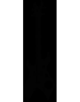 Stickers guitare électrique musique