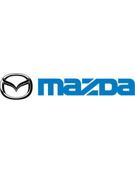 Stickers logo Mazda