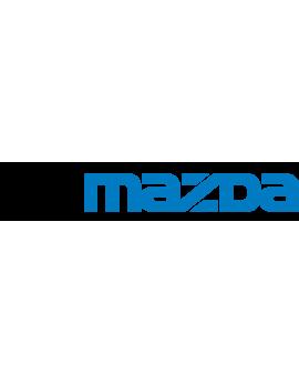 Stickers logo Mazda