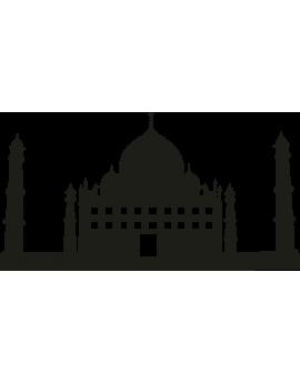 stickers Taj Mahal Orient