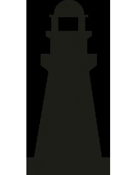 Stickers phare Océan mer