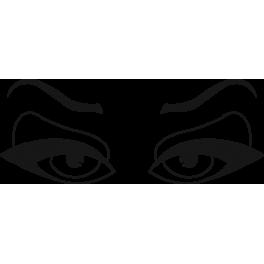 regard des yeux