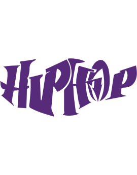 Stickers graffiti HipHop