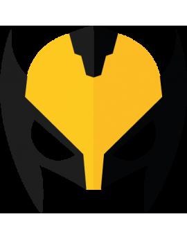 Stickers masque de carnaval Avengers