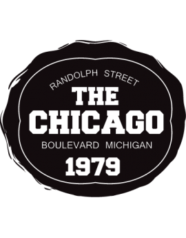 Stickers the Chicago 1979
