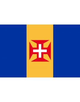 Stickers drapeau de Madeire