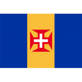 Stickers drapeau de Madère
