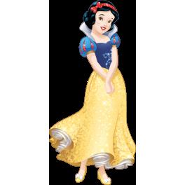 Stickers princesse disney blanche neige color stickers - Miroir de blanche neige ...